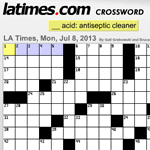 LA Times Crosswords