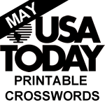 2014 printable usa today crosswords and usa today crossword solutions
